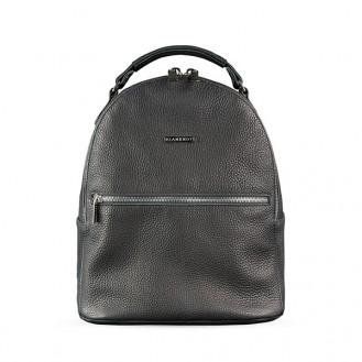 Мини-рюкзак BlankNote Kylie Оникс натуральная кожа BN-BAG-22-onyx чёрный