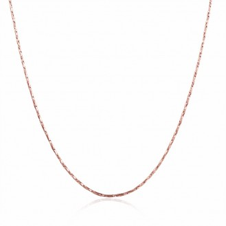 Женская цепочка Ala tru me 164611 18K Rose Gold Plated