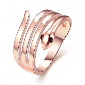 Кольцо Basel V 168011 18K Rose Gold Plated
