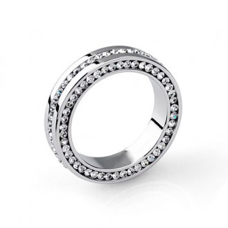 Кольцо Вильямса VII 171598 18K White Gold Plated