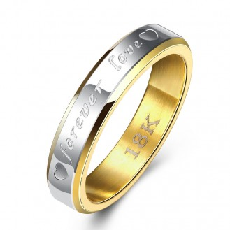 Кольцо Forever Love Small 157468 Sterling Silver 925
