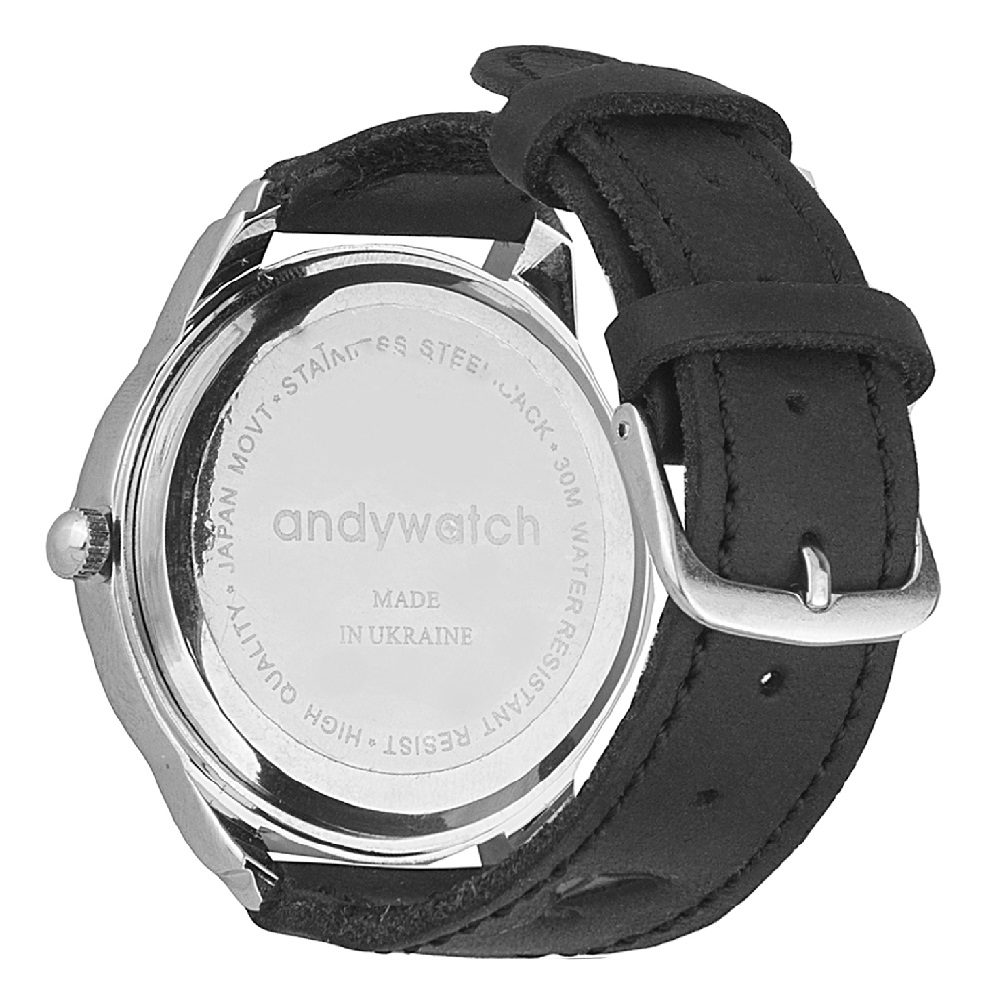 Фото 1Женские часы Andywatch Love you to the moon and back AW 165 чёрные